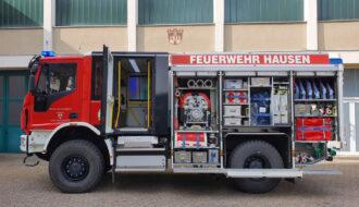 Feuerwehrauto_FFHausen_offe