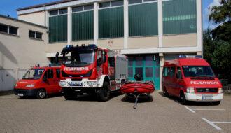 Feuerwehrautos_Hausen