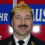 Marco Kleinhenz, Vertrauensmann der Freiwilligen Feuerwehr Hausen